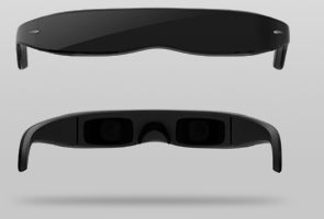 Personal Display Glasses from Mobintech